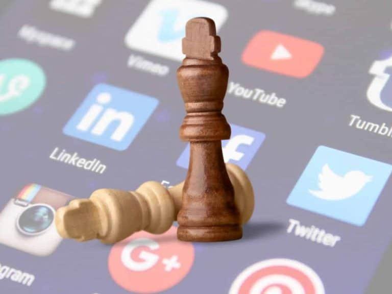 El Rey de los Medios Sociales