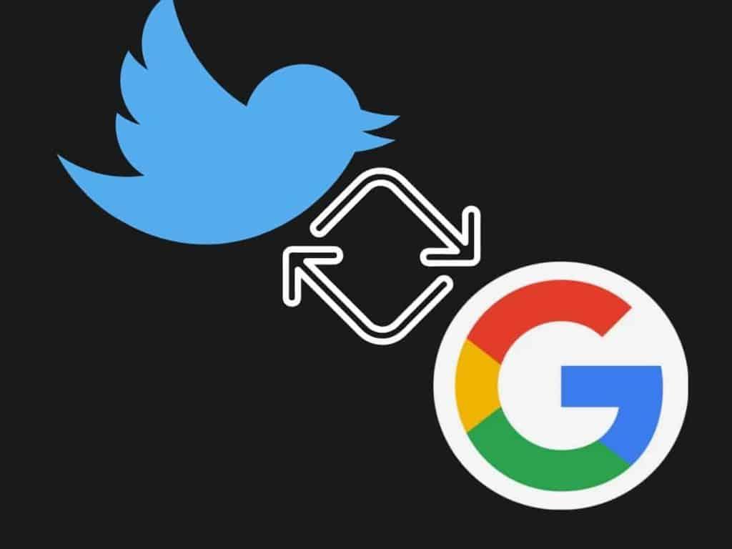 Twitter Google: búsqueda en tiempo real