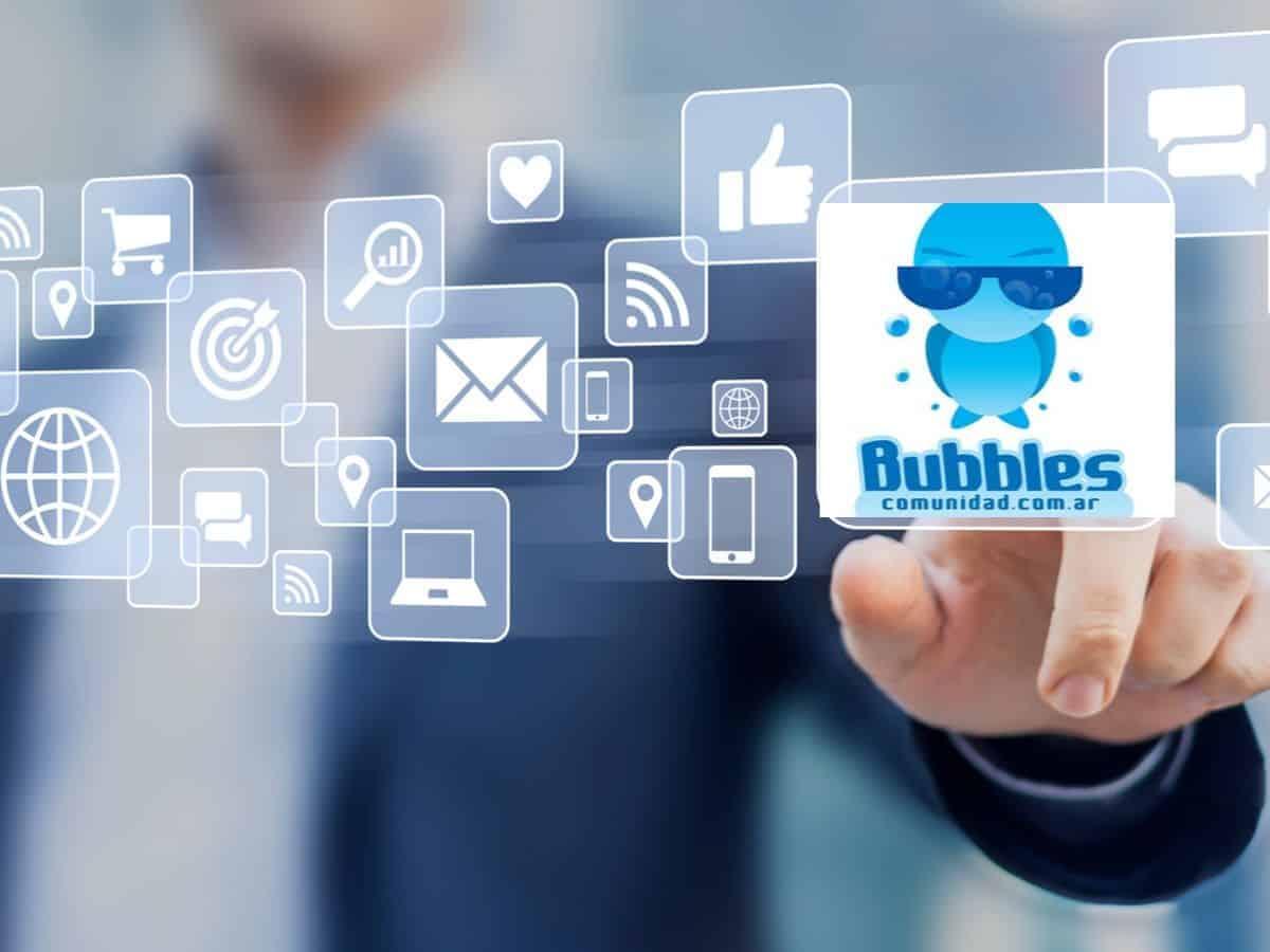 Se lanza Bubbles Comunidad