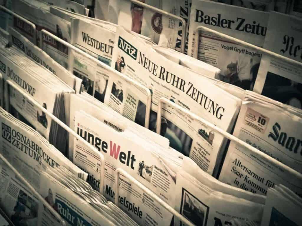 Lector de Noticias