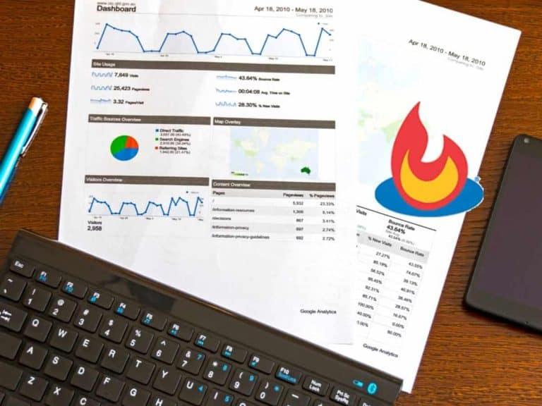 Feedburner y Google Analytics integrados