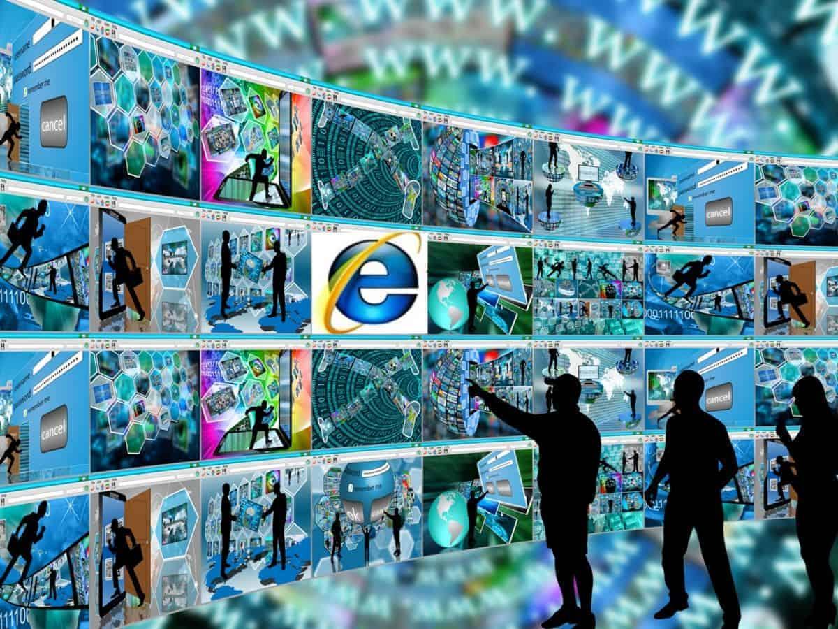 Internet Explorer 6: abandono y caída