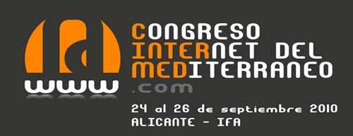 Congreso Internet del Mediterráneo: logo