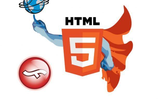 Vídeo HTML5 y vídeo Flash: la gran carrera