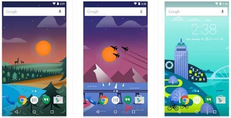 material design apps
