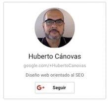 Huberto Cánovas, CEO en Corbax y Webmaster