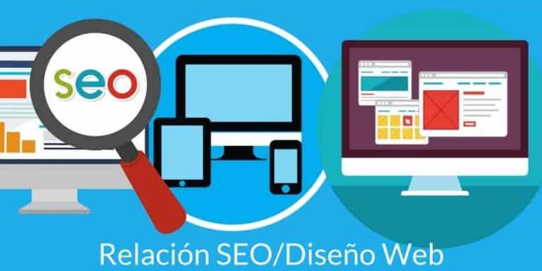Relación entre SEO y el diseño web