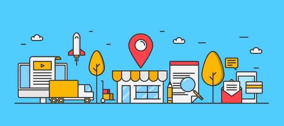 web pequeñas empresas