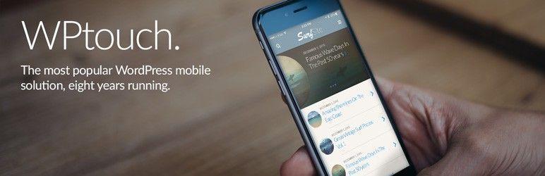 Wp-touch complemento para dispositivos móviles