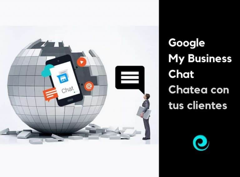Chatea con tus clientes con Google My Business Chats