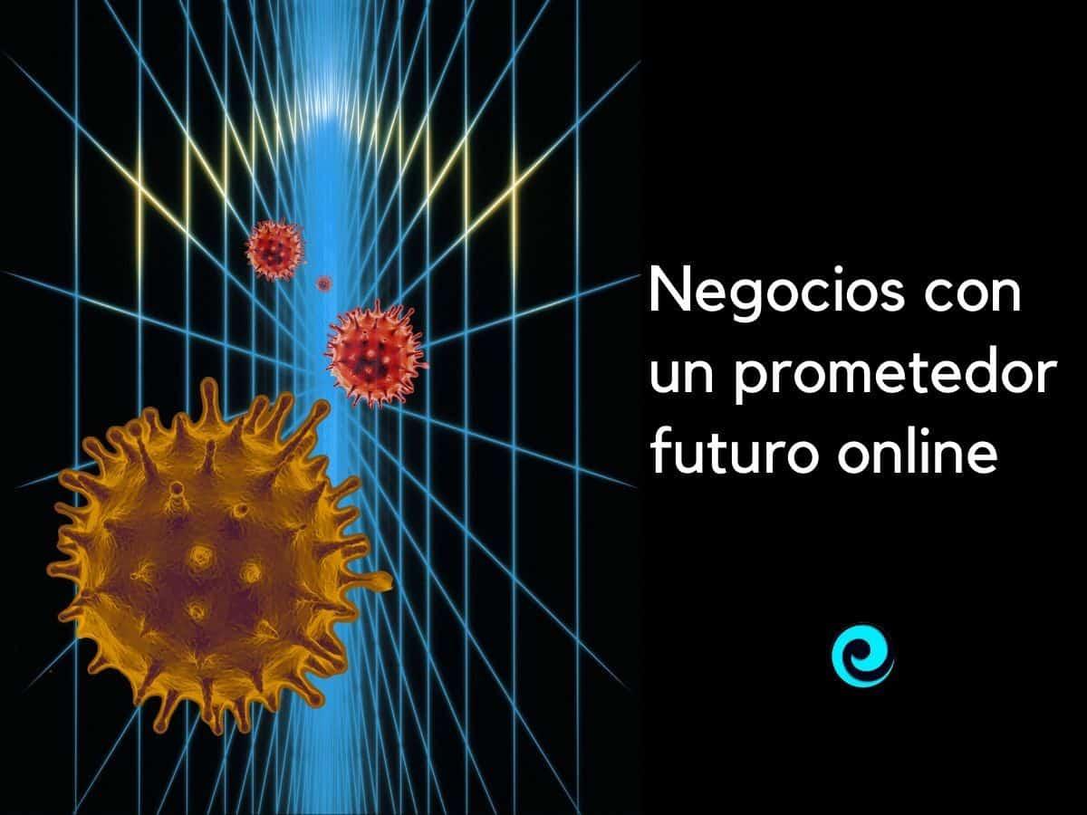 Negocios con un prometedor futuro online