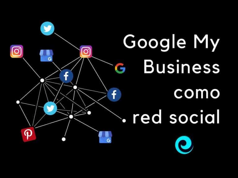 Google My Business como una red social
