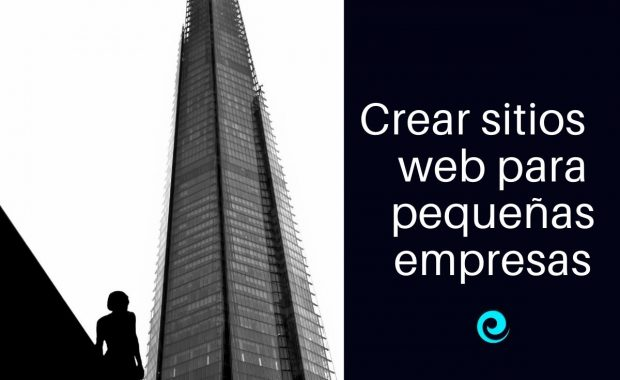 Crear sitios web para pequeñas empresas