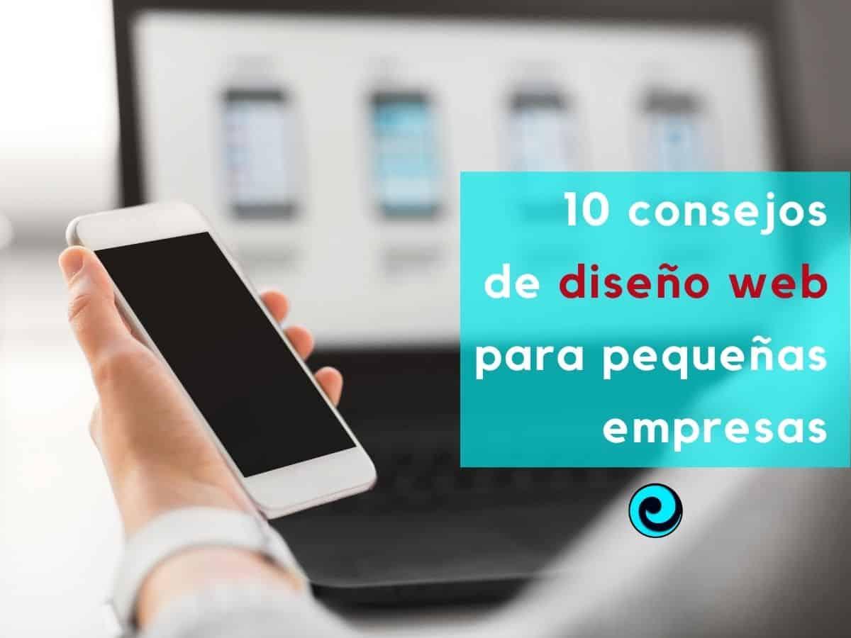 10 consejos de diseño web para pequeñas empresa