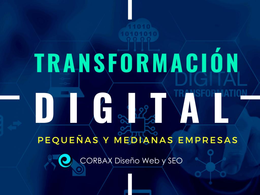Transformación digital de pequeñas y medianas empresas