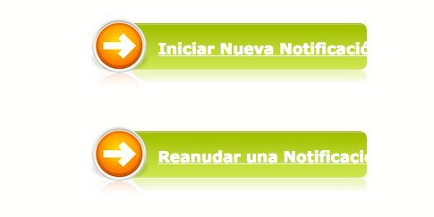 Notificacion Servicio Electrónico NOTA