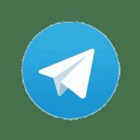 Icono para contactar con Corbax vía Telegram