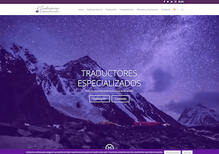 Web de Traductores Especializados