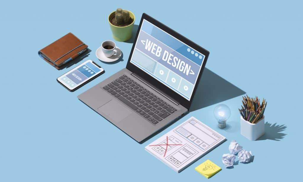 Preguntas frecuentes sobre diseño web sobre servicio profesional de diseño web y desarrollo de sitios web personalizados