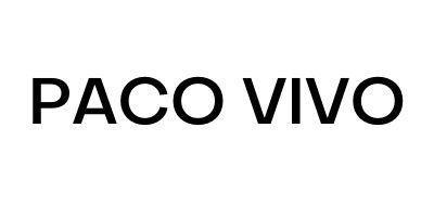 Paco Vivo artista plástico