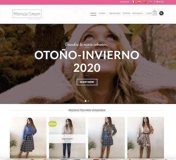 Tienda online de ropa italiana de mujer