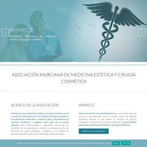 AMMECC - Asociación Murciana de Medicina Estética y Cirugía Cosmética