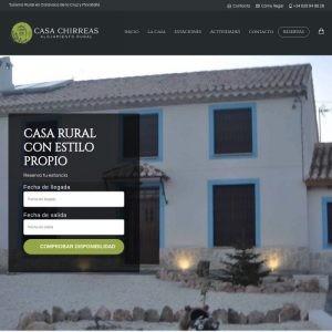 Casa Chirreas Turismo Rural en Caravaca y Moratalla