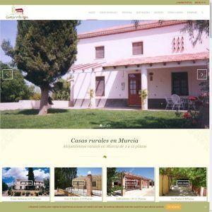Casas rurales en Moratalla y Caravaca de la Cruz. Murcia