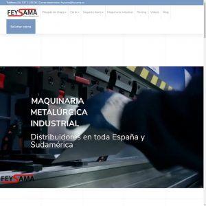 Feysama maquinaria industrial