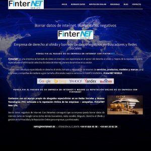 Borrar datos de internet. derecho al olvido