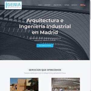 Ingeniería y Arquitectura en Madrid