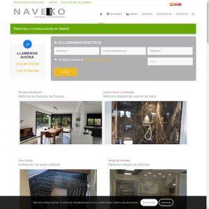 Naveko Naves industriales en Madrid