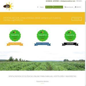 Patatas ecológicas online