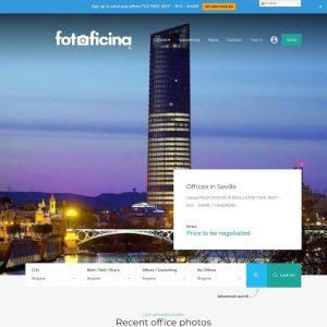 Fotoficina: Portal inmobiliario especializado en oficinas