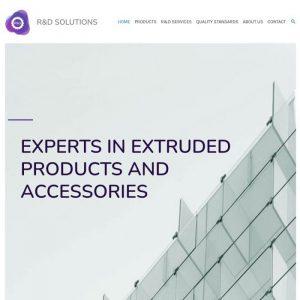 Portada de R&D Solutions