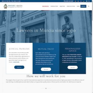 Bufete de abogados en Murcia