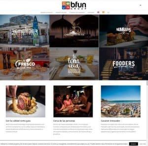 BFUN Group Web